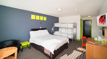 How Looks Family Room In Premier Inn